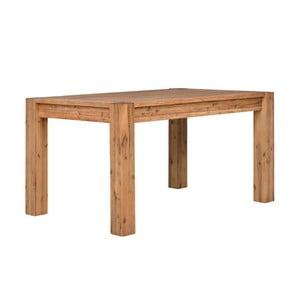 Stół do jadalni z drewna akacjowego SOB Marseille, 140x90cm