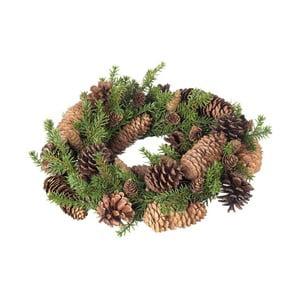 Wieniec Pine & Cones, 27 cm