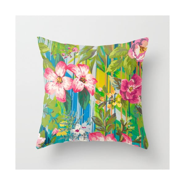 Poszewka na poduszkę Floral II, 45x45 cm