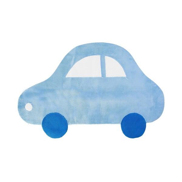 Dywan dziecięcy Mavis Car Blue, 100x150 cm