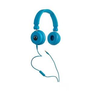 Niebieskie słuchawki TINC Big Boom
