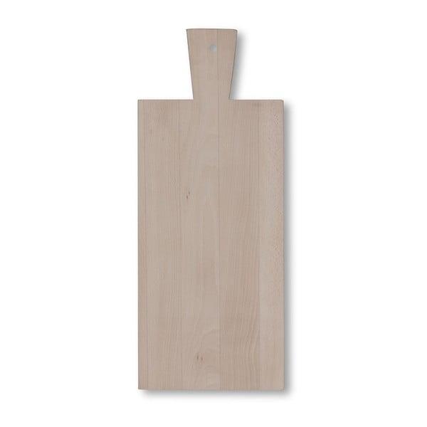 Deska do krojenia Beech Paddle, 60x24 cm