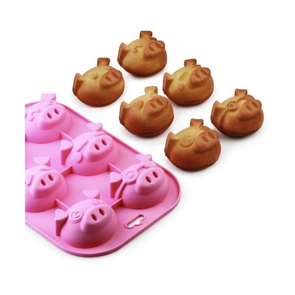 Silikonowa forma Piggy
