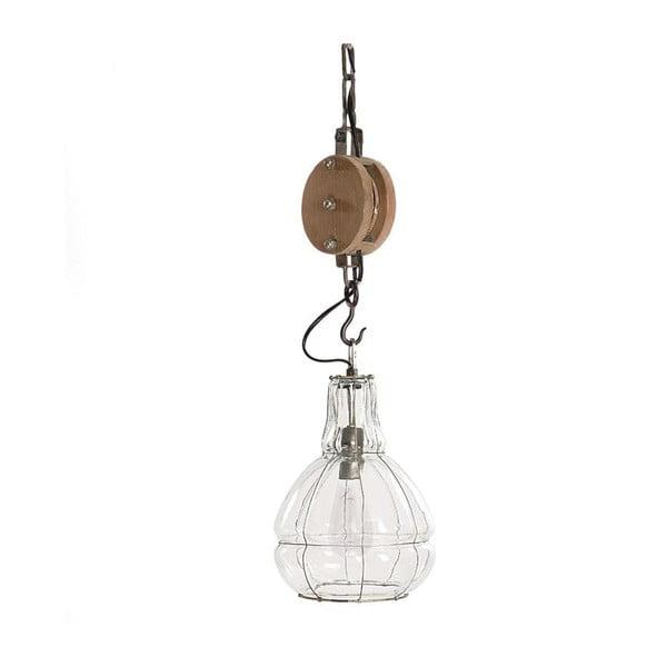 Lampa wisząca Woodenis