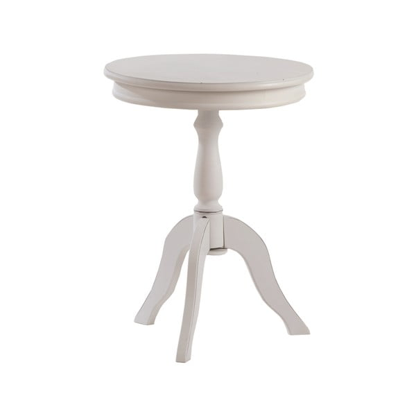 Okrągły stolik White Round Table