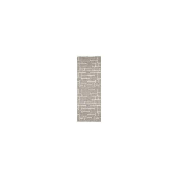 Wytrzymały dywan Dama V21, 60x200 cm