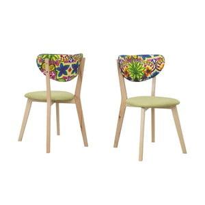 Zestaw 2 krzeseł Mauro Ferretti Hippie