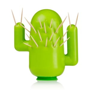Kaktus z wykałaczek