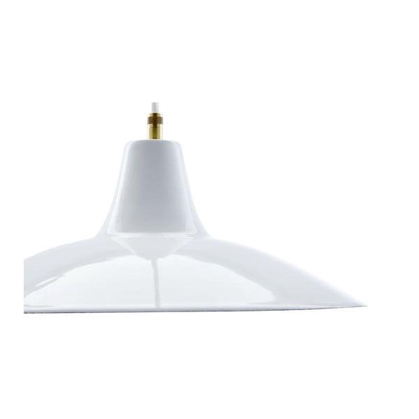 Lampa sufitowa Emailleleuchte 08 White/White