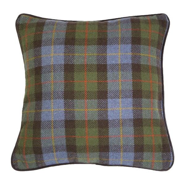 Poduszka Green Check, 45x45 cm