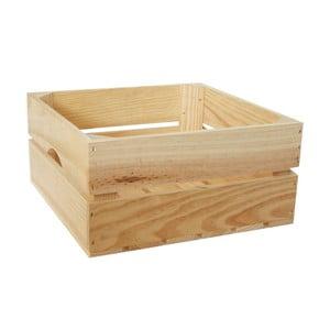 Skrzynka Caja Natural, 31x15x31 cm