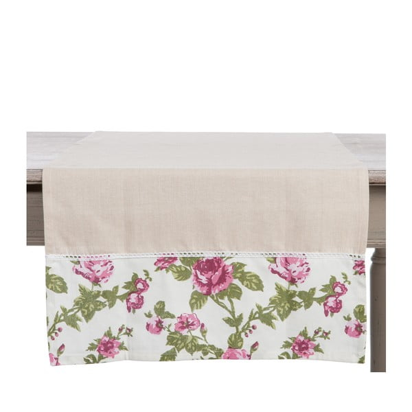Bieżnik Roses Pink, 50x150 cm