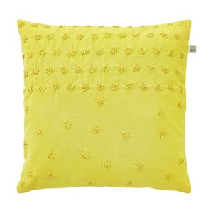 Poduszka z wypełnieniem Brixen Yellow, 45x45 cm