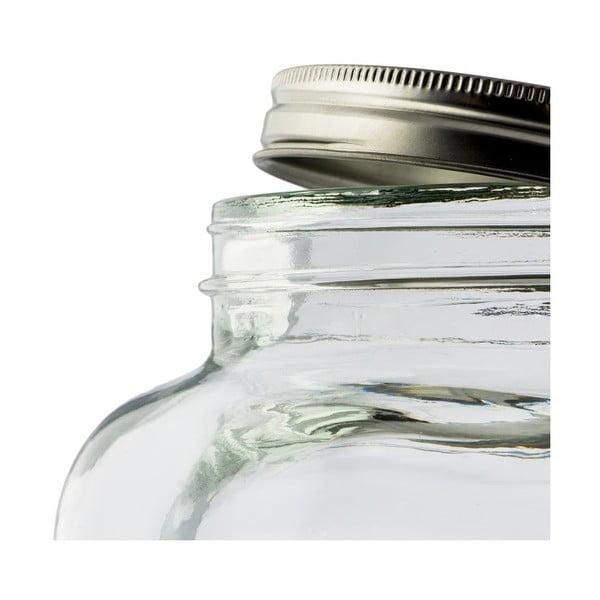 Szklana beczułka na lemoniadę Dispenser, 8 l