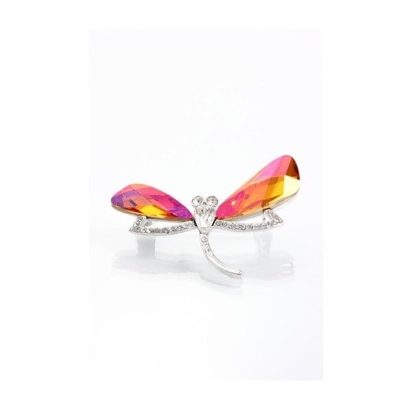 Broszka Laura Bruni Dragonfly