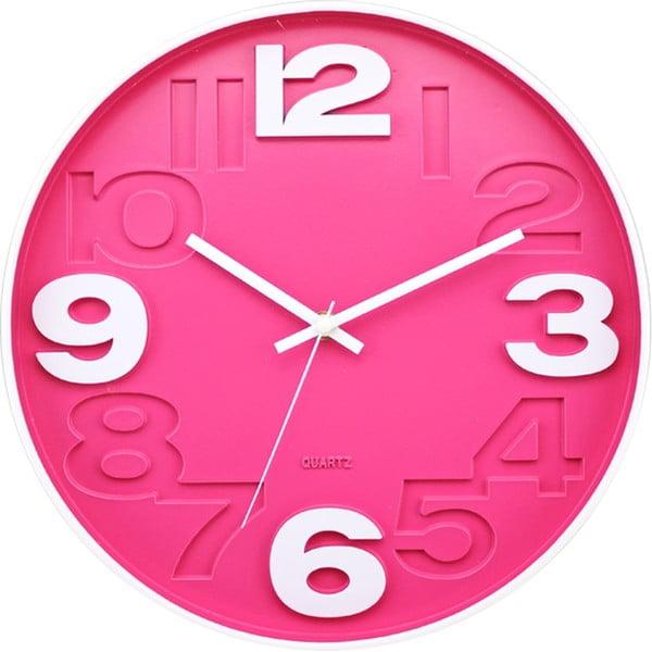 Zegar Pink Play, 30 cm