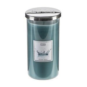 Świeczka zapachowa Copenhagen Candles Ocean Spray Tall, czas palenia 70 godz.
