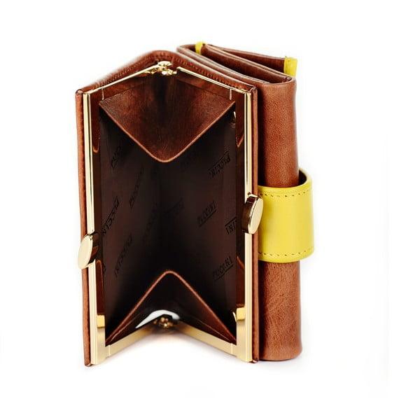 Skórzany portfel Velletri Puccini