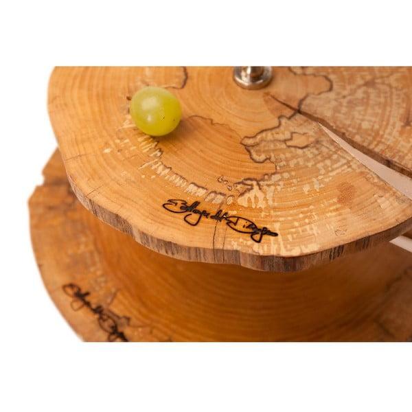 Stojak drewniany Levels