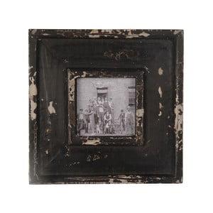 Zestaw obrazów w drewnianych ramach, 24x24 cm, 2 szt.
