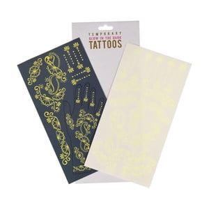 Zestaw świecących tatuaży Rex London Glow