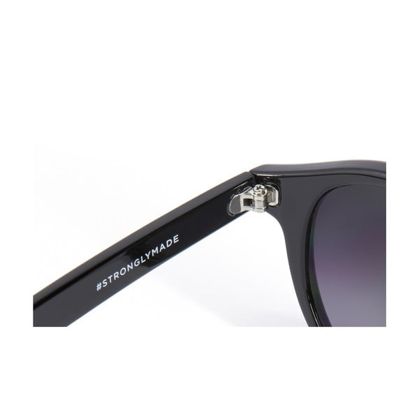 Okulary przeciwsłoneczne Wolfnoir Hathi Shadowy Deblack