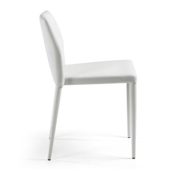 Krzesło Gravite, białe