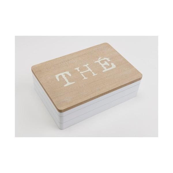 Pudełko na herbatę Epuree