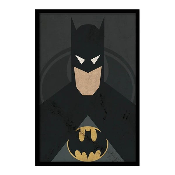 Plakat Dark Batman, 35x30 cm