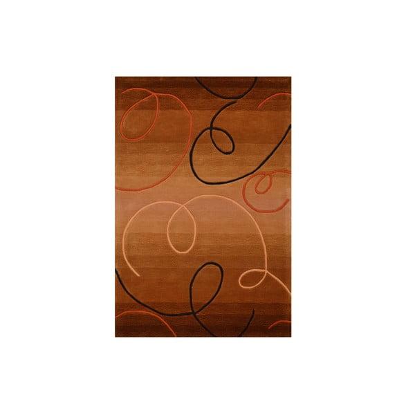 Dywan ręcznie tkany Pluto, 170x240 cm, beżowy