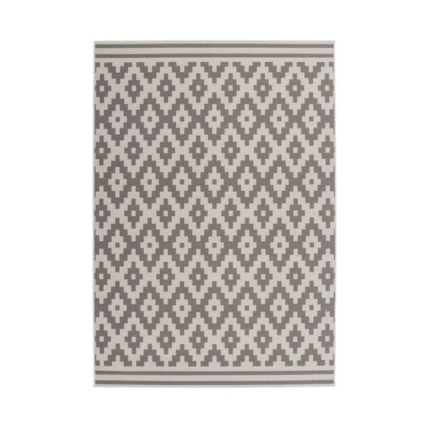 Brązowy dywan Kayoom Stella 300, 80x150 cm