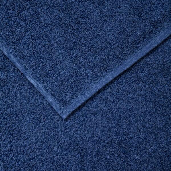 Komplet 6 niebieskich ręczników bawełnianych Casa Di Bassi Guest, 30x50 cm