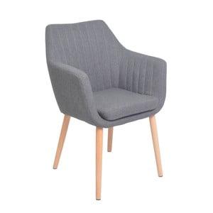 Szare krzesło 13Casa Karina