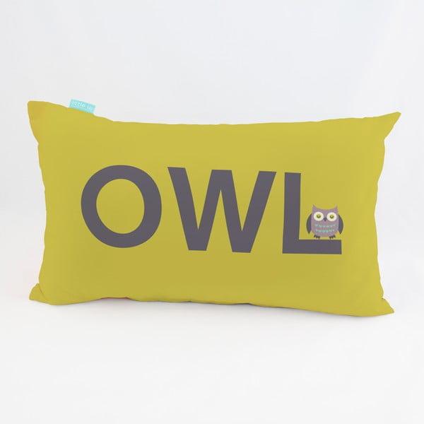 Poszewka na poduszkę Owls 50x30 cm