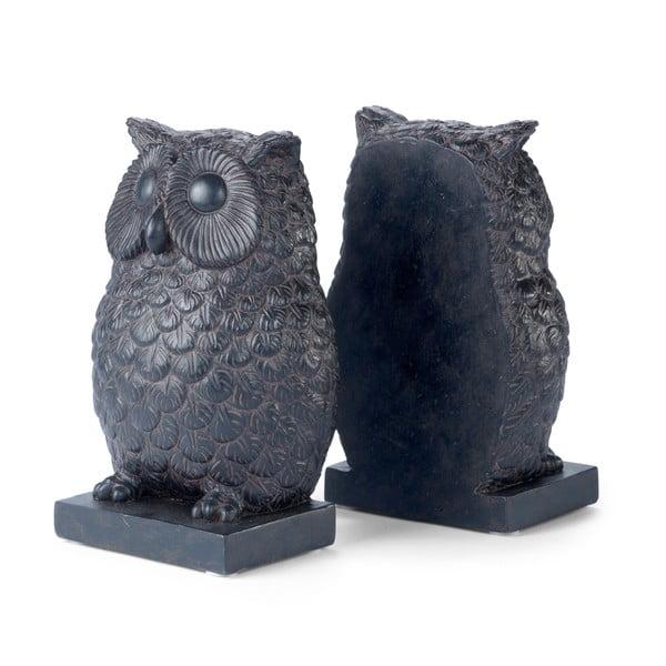 Podpórki do książek Owl Stop