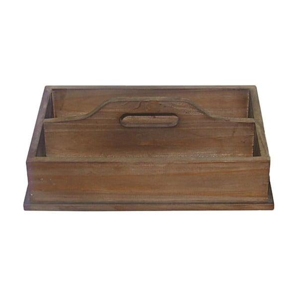 Drewniana taca Wooden Double