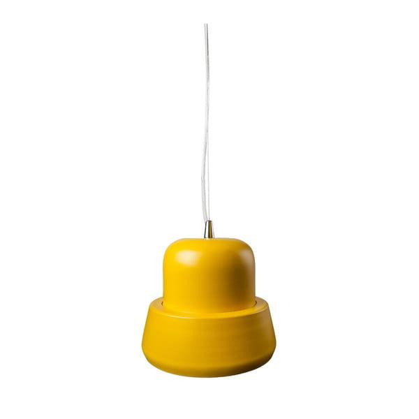 Lampa   wisząca Brambla Prima Mini, żółta
