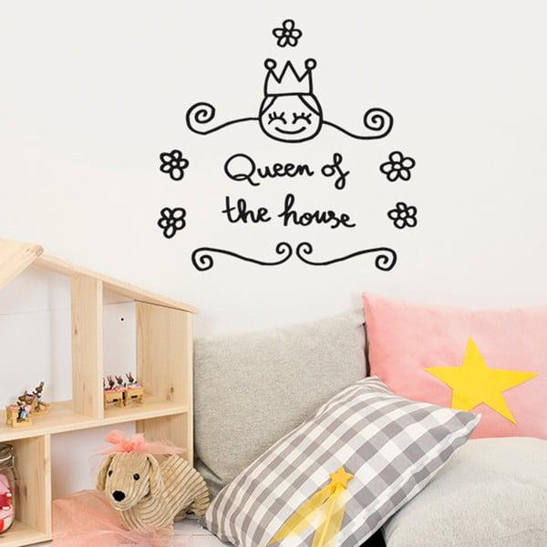 Naklejka Chispum Queen Of The House