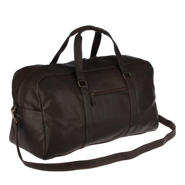 Skórzana torba męska Cargo Brown