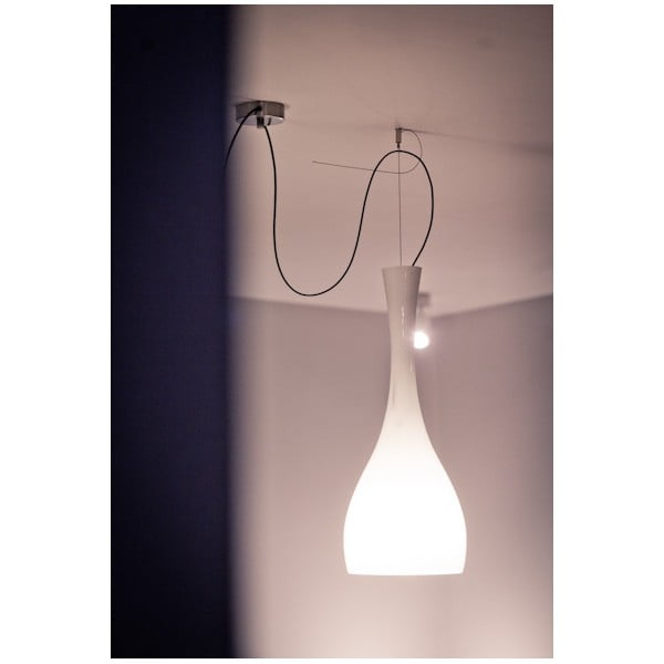 Lampa ITTEKI, copper opal/black