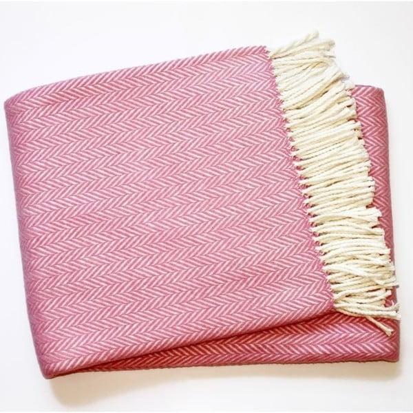 Koc Skyline Mauve Pink, 140x180 cm