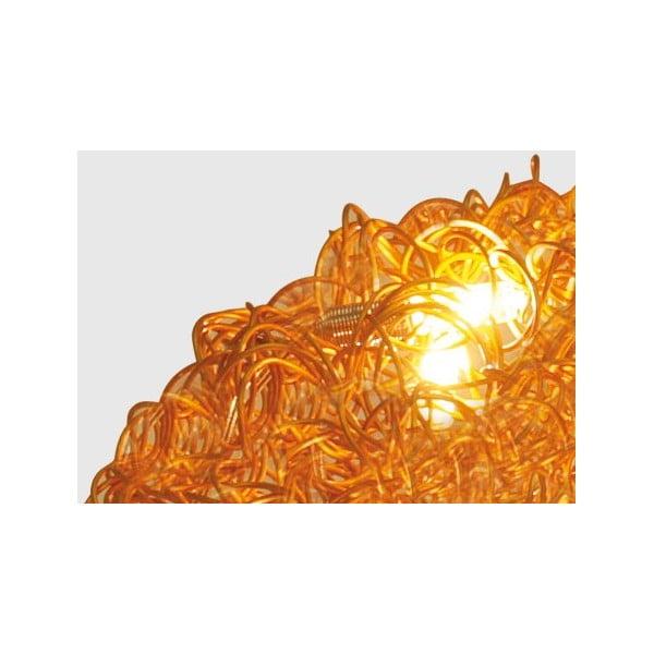 Lampa stołowa Alumni 20 cm, złota
