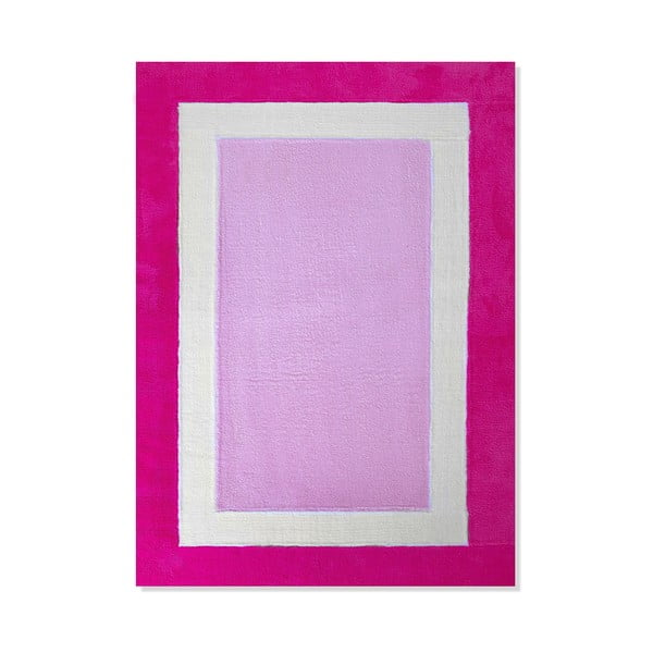 Dywan dziecięcy Mavis Pink Mix, 100x150 cm