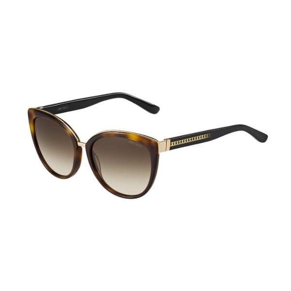 Okulary przeciwsłoneczne Jimmy Choo Dana Havana/Brown