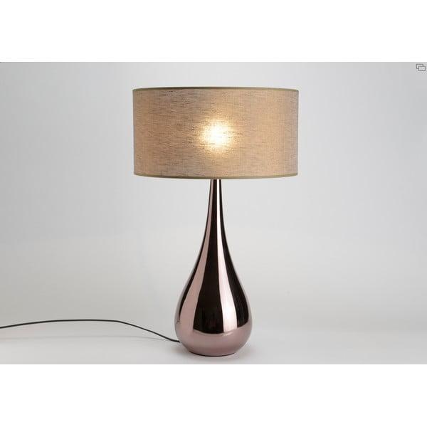 Lampa stołowa Copper