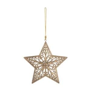 Wisząca   gwiazda dekoracyjna Antic, Ø15 cm