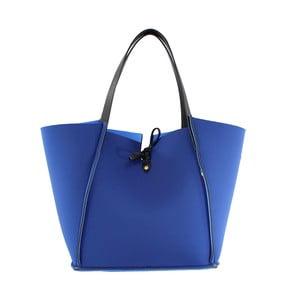 Neoprenowa torebka Fiertes, niebieska
