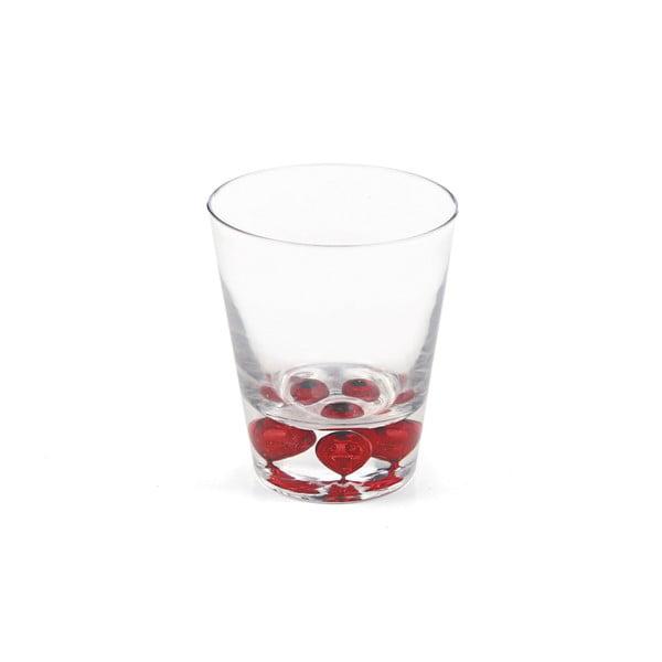 Zestaw 6 szt. szklanek Fade Rosso
