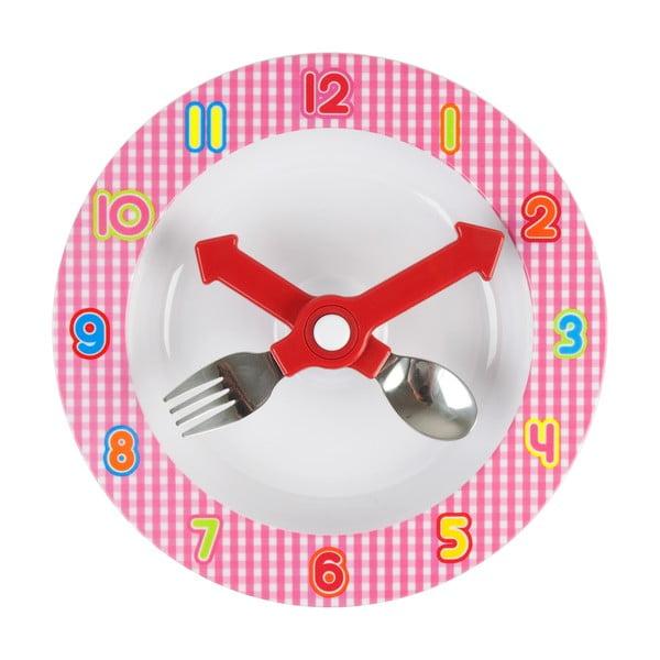 Dziecięcy talerzyk i sztućce Dinner Time