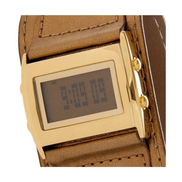 Skórzany zegarek damski Axcent X23482-7880
